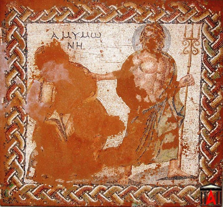 Αμυμώνη και Ποσειδώνας