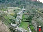 ancient walls of amphipolis